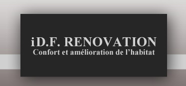 DF R�novation - Confort et am�lioration de l'habitat